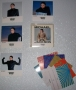 "Michael Jackson Sony/Kirara Basso Photo Insets for 3"" CDs (Japan)"