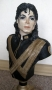 Michael Jackson Handpainted Bust (UK)