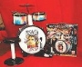Michael Jackson Drum Set (Spain)