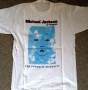 Michael Jackson & Friends Concert T-Shirt (Germany)