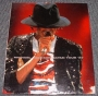 Michael Jackson Bad Japan Tour '87 Signed Handprint Book