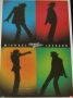 """Michael Jackson 2010 """"Silhouettes"""" Official Commercial Poster *24x36"""" Standard Size* (UK)"""