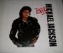 """Michael Jackson """"BAD LP"""" Official 16""""x16"""" Commercial Print (UK)"""