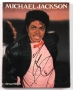 Michael Jackson By Stewart Regan Signed Hard Cover Book (1983)