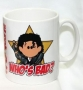 Michael Jackson Weenicons Official Mug *Who's BAD* Model (UK)