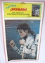 Michael Jackson Pop Star Jigsaw (BAD Tour '88) Unofficial Puzzle (UK)