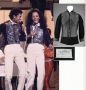 Diana Ross TV Special And Motown 25 Black Shirt With Rhinestones (1981)