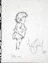 "Michael Jackson ""Little One"" Drawing"