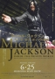 Michael Jackson Memorial Road Show Double Sided Promo Leaflet (Japan)