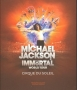 Michael Jackson The Immortal World Tour Souvenir Program (USA)