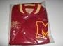 Michael Jackson This Is It Varsity Fleece Red/Cream Jacket (USA)