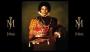 """Michael Jackson Neverland Exhibition """"King Portrait"""" Scrim (2009)"""