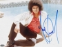 """Michael Jackson """"Poolside"""" Photo Signed By Michael (1977)"""