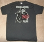 Michael Jackson Bad Tour '88 Black Bravado T-Shirt (USA)
