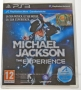 Michael Jackson The Experience PS3 Game (Italy)