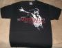 "Michael Jackson ""The Scream"" Black Bravado T-Shirt (USA)"