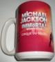 Michael Jackson IMMORTAL World Tour Mug (Canada)