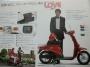 Michael Jackson Official Promo Suzuki Love Motorbike Pamphlet #2 (Japan)