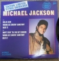 "Michael Jackson Titres Enchainés Promo 6 Track 12"" Single (France)"