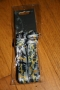 Michael Jackson *One* Show Official Urban Grey Shoelaces (USA)