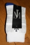 Michael Jackson *One* Show Official White Socks (USA)