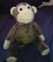 Michael Jackson's Official This Is It Monkey Stuffed Pet (UK)