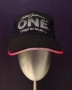 Michael Jackson *One* Show Official Black/Red Light Up Cap (USA)
