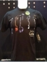 Michael Jackson *One* Show Official Black Men *Glow Dancers* T-shirt (USA)