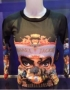 Michael Jackson *One* Show Official Women Dangerous Long Sleeve T-shirt (USA)