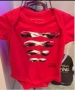 Michael Jackson *One* Show Official Red Kids Onesie (USA)