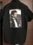 Michael Jackson Supreme Official Billie Jean Black Work Shirt 2017 (USA)