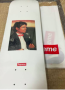 Michael Jackson Supreme Official Billie Jean Black Skateboard 2017 (USA)