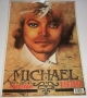 (1989) Michael Official Calendar (Danilo) (UK)