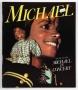 Michael Souvenir Edition Book Signed By Michael (1984)