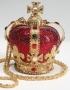 Minaudiere In Form Of A Crown By Kathrine Baumann