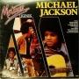 Motown Legends: Michael Jackson Commercial LP Album (USA)