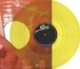 """Mueve Tu Cuerpo (Bajo La Tierra) Limited Edition 12"""" Single Dayglo Yellow Vinyl (Colombia)"""