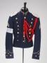 NAACP Image Awards Navy Military Style Jacket (1994)
