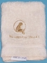 Neverland Valley White Cotton Washcloth