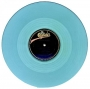"No Te Detengas Hasta Que Consigas Suficiente Limited Edition 12"" Single Blue Vinyl (Colombia)"