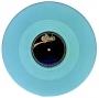 """No Te Detengas Hasta Que Consigas Suficiente Limited Edition 12"""" Single Blue Vinyl (Colombia)"""