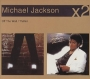 Off The Wall/Thriller Limited Edition 2CD Box Set (Australia)