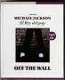Off The Wall *El Rey Del Pop/El Comercio Magazine* Official Limited Edition Book+CD Set (Perù)