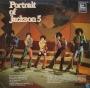 Portrait Of Michael Jackson/Jackson 5 Commercial LP Album (Holland)