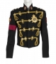 Rock And Roll Hall Of Fame Military Style Jacket Worn By Michael Jackson (1997)
