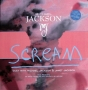 """Scream 'The Remixes' 6 Track Commercial 12"""" Single (Pink Cover) (UK)"""