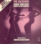 "Shake Your Body (Down To The Ground) Special Disco Remix Commercial 12"" Single (UK)"