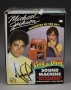 Sing-A-Long Sound Machine Signed By Michael (1984)