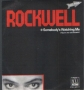 """Somebody's Watching Me (Rockwell) Promo 7"""" Single (Spain)"""