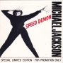 "Speed Demon Promo 7"" Single (France/Holland)"
